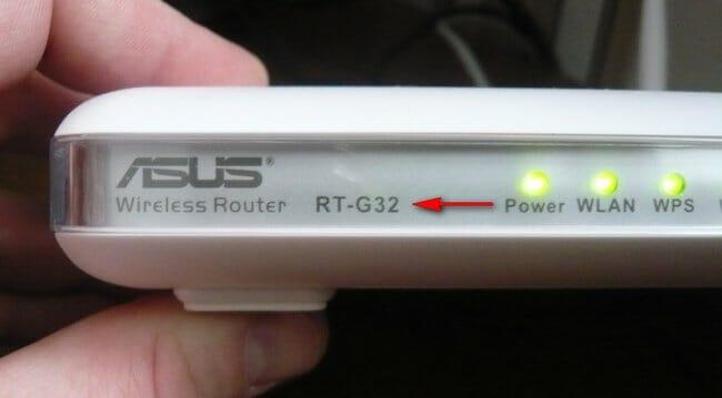 ASUS RT-G32