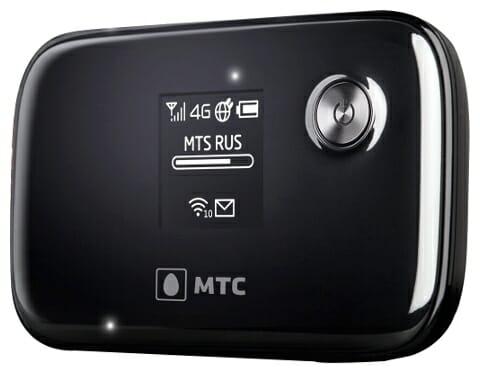 wifi роутер от мтс