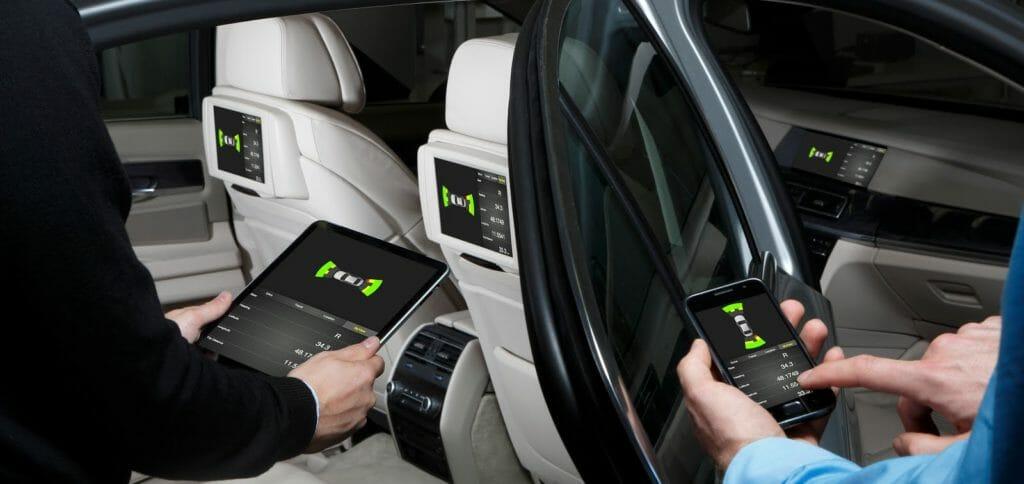 WiFi-Роутер в автомобиле