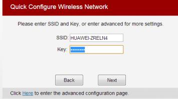 Меняем параметры WiFi МТС Huawei HG232f