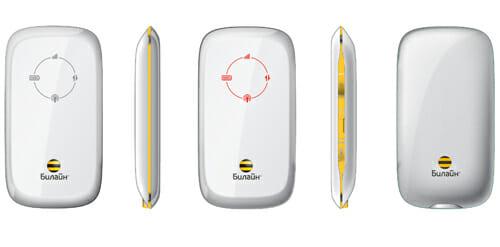модем ZTE MF30 от провайдера «Билайн»