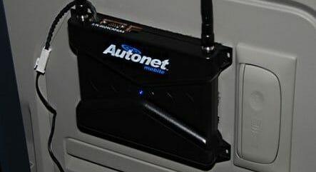 Стационарный wifi роутер в авто